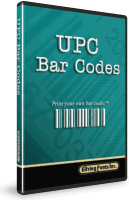 The UPC Font Set Box