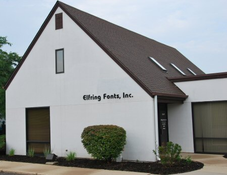 Elfring Fonts Office Building