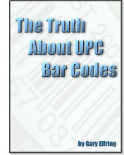 Everything you ever wanted to know about UPC barcodes, click for details and purchase information